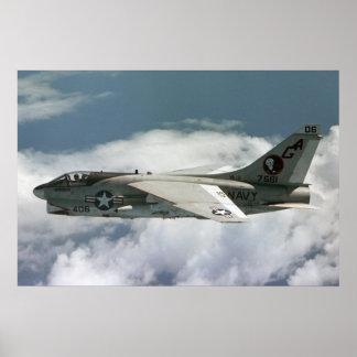 A-7 Corsair II Print