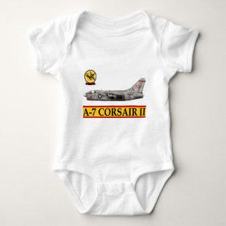 A-7 Corsair II VA-147 Argonauts Infant Creeper