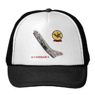 A-7 Corsair II VA-147 Argonauts Trucker Hat