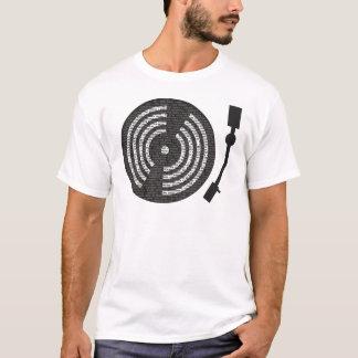 A a camiseta de la placa giratoria de Z