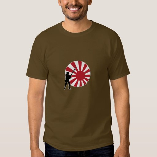 A&A Japan Country Marker and Infantry T Shirt