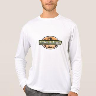 A&A Micro Fibre Long Sleeve T-Shirt