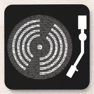 A a placa giratoria de la música electrónica de Z Posavaso