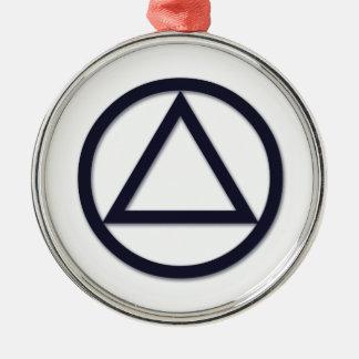 A.A. Symbol Ornament