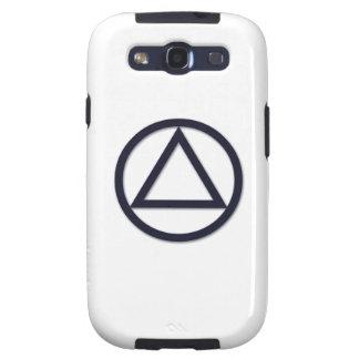 A.A. Symbol Samsung Galaxy S Case Samsung Galaxy S3 Covers