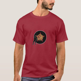 A&A USSR Country Marker and Infantry T-Shirt