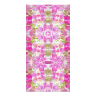 A abstract pink paper grunge watercolor Pattern. Card