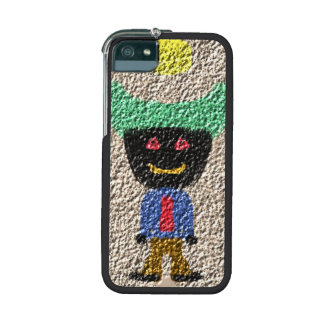 A alien person iPhone 5 cover
