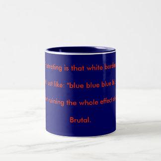 A [Almost] Blue Mug
