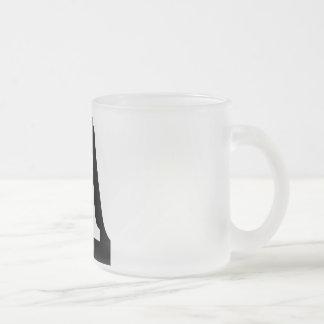A Alphabet Letter Tee Mug