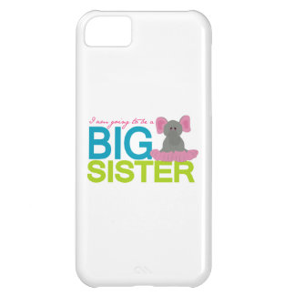 A am going to be a big Sister Elephant iPhone 5C Covers