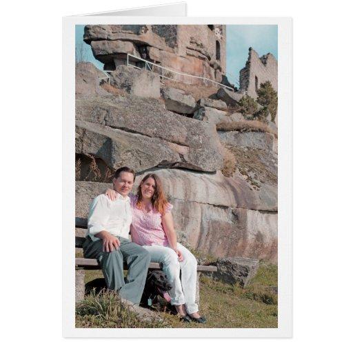 A an M Photo 14 Card