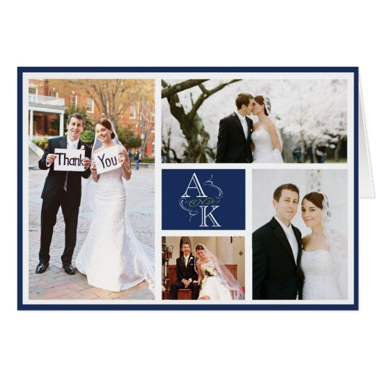 A and K thank you cards