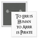 A Arrr es el pirata Pins