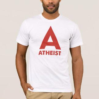 A: ATHEIST T-Shirt