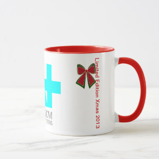 A  Autism Plus UK Mug - Limited Edition Xmas 2013