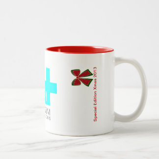 A  Autism Plus UK Mug - Special Edition Xmas 2013