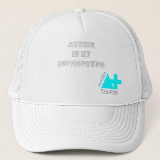 A+ Autism Plus UK White Heaven Cap