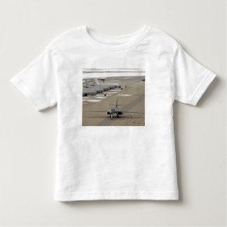 A B-1B Lancer arrives at Eielson Air Force Base Toddler T-shirt