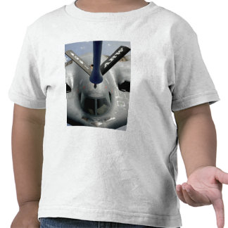 A B-2 Spirit aircraft getting in position T-shirts