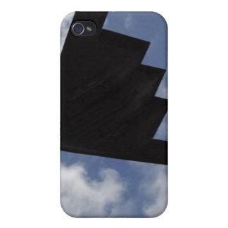 A B-2 Spirit in flight iPhone 4 Covers