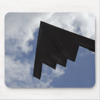 A B-2 Spirit in flight Mouse Pad