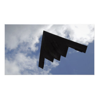A B-2 Spirit in flight Photo Print