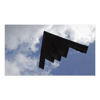 A B-2 Spirit in flight Photo Print