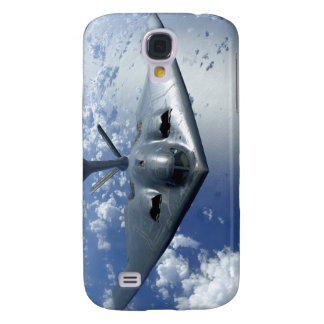 A B-2 Spirit moves into position for refueling Galaxy S4 Case