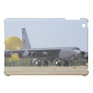 A B-52 Stratofortress deploys its drag chute Cover For The iPad Mini