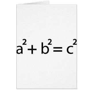 a + b = c cards