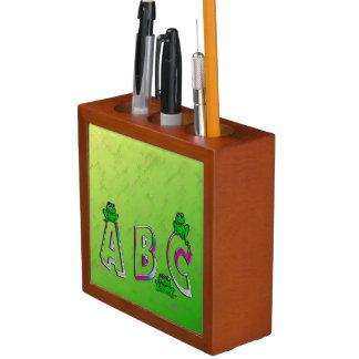 A B C Pencil/Pen HOLDER