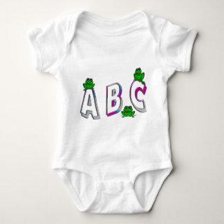 A B C T-SHIRT