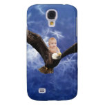 A babies adventure in blue sky samsung galaxy s4 covers