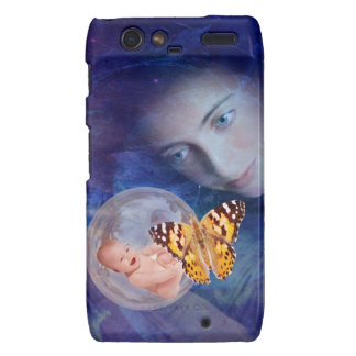 A baby and mother's joy motorola droid RAZR covers