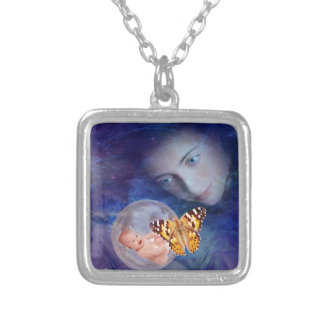 A baby and mother's joy necklace