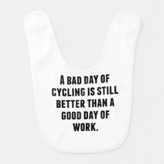 A Bad Day Of Cycling Bibs