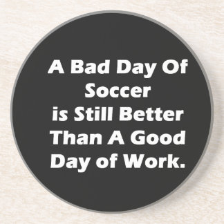 A Bad Day Of Soccer Coaster