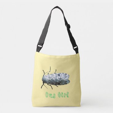 Beach Themed A bag for a girl who loves bugs