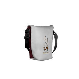 A bag for the wanderer, traveler, nomad.