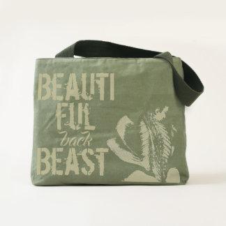 a Bagged Man: Beautiful Back Beast Tote
