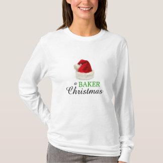 A BAKER Christmas T-Shirt