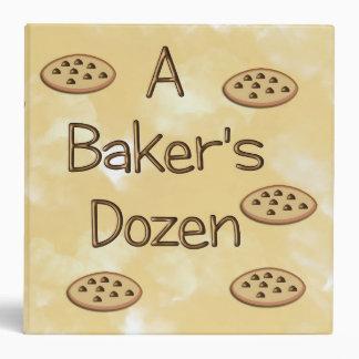 A Baker s Dozen Recipe Binder