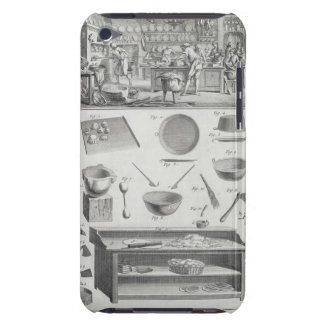 A baker's kitchen and equipment, from the 'Encyclo Barely There iPod Cover