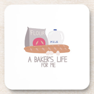 A Bakers Life Drink Coasters