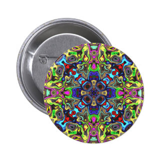 A Balance of Colors 1 2 Inch Round Button
