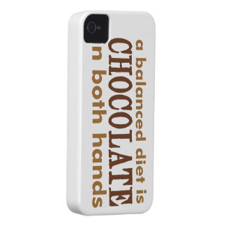 A Balanced Diet is... Case-Mate iPhone 4 Case