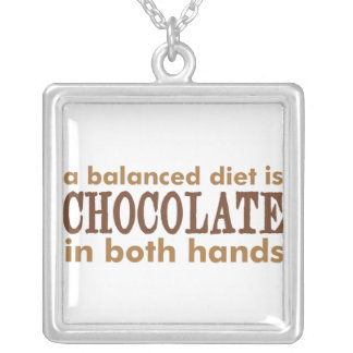 A Balanced Diet is... Jewelry