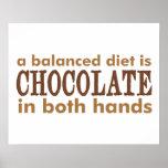 A Balanced Diet is... Print