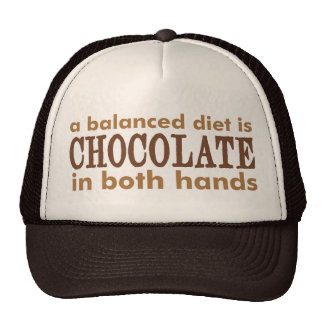 A Balanced Diet is... Trucker Hat